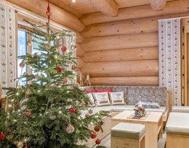 Weihnachten im Chalet